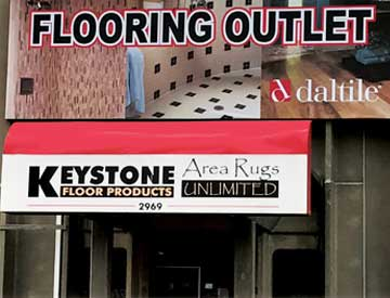 keystone floor products storefront