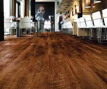 luxury vinyl tile & plank